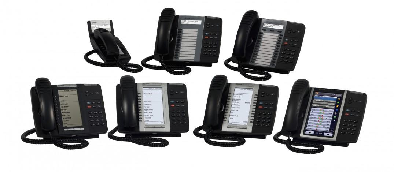 mitel-handset-range